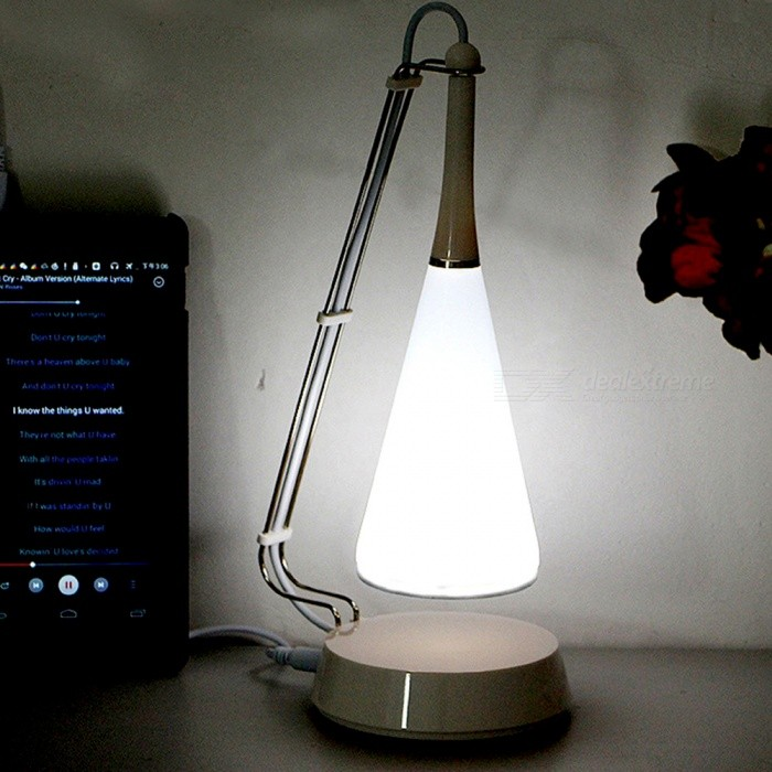 Buy YWXLight LED Touch Sensor Table Lamp Bluetooth Speaker Light Night Light with Litecoins with Free Shipping on Gipsybee.com