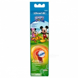 Oral-B-EB10-Mickey-Mouse-Electric-Toothbrush-Replacement-Head-for-Children-(4-PCS)