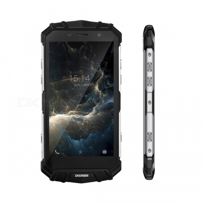 DOOGEE S60 IP68 Waterproof 4G Phone w/ 6GB RAM, 64GB ROM