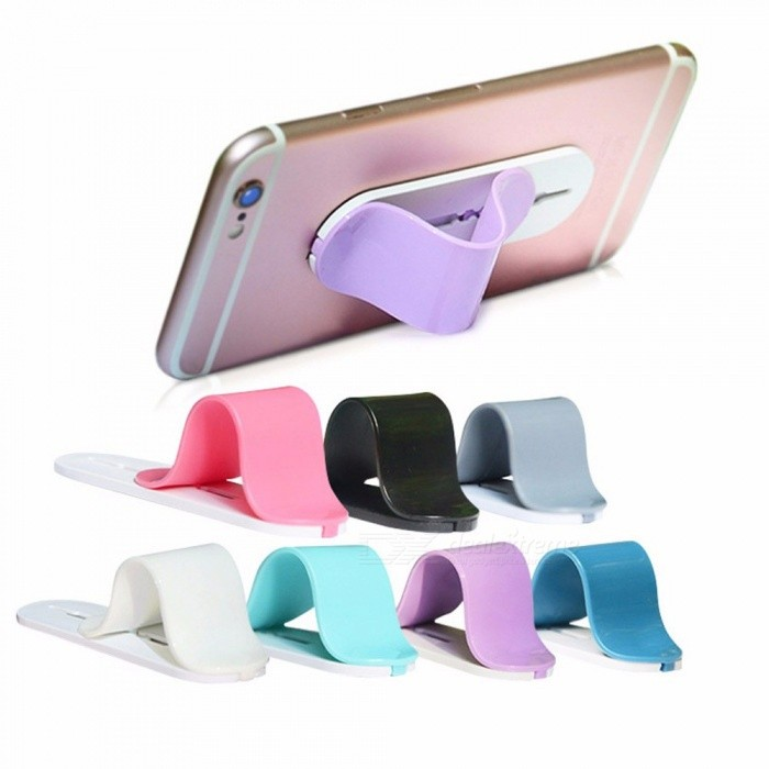 Buy New Design Push And Pull Finger Mobile Phone Ring Bracket, Back Splint Stand Holder For Smart Phones Dark Blue with Litecoins with Free Shipping on Gipsybee.com