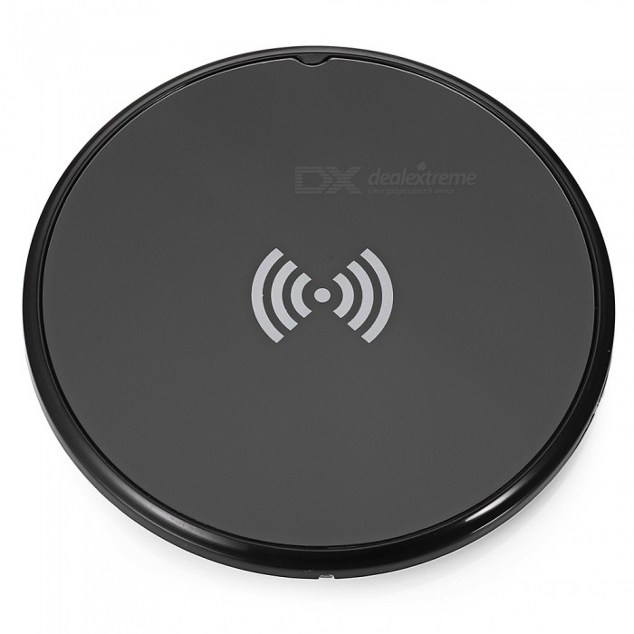 Buy Ultra-thin Wireless Charger Charging Pad with Litecoins with Free Shipping on Gipsybee.com