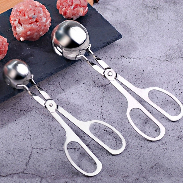 Buy Stainless Steel Meatball Maker with Litecoins with Free Shipping on Gipsybee.com