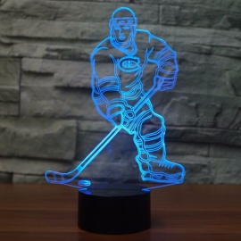 7-Colors-Hockey-Player-3d-Illusion-Lamp-Decoration-Light-LED-For-Table-Desk-Night-Lights-With-USB-Cable-ChangeableClear3w