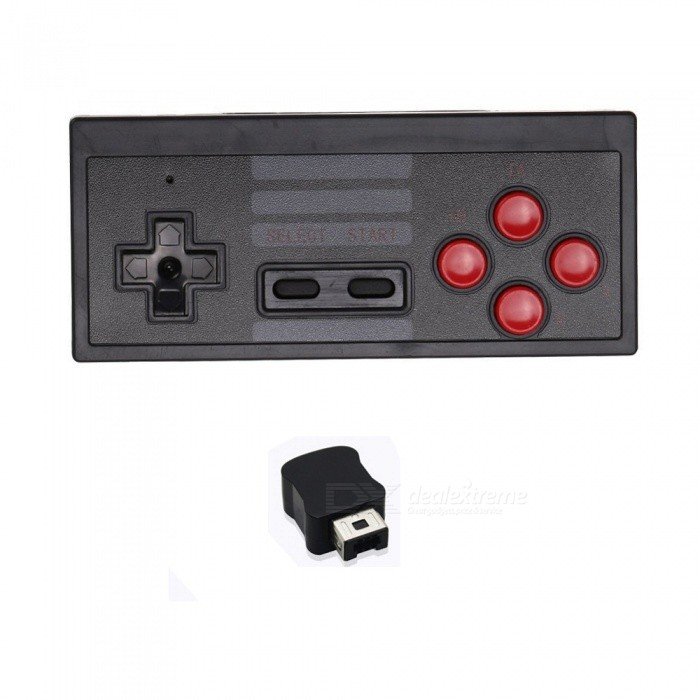 Kitbon 2.4G Wireless Controller Console Gamepad for Nintendo NES Classic Mini Edition