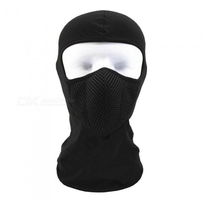 ZIQIAO Windproof Dustproof Motorcycle Full Face Mask