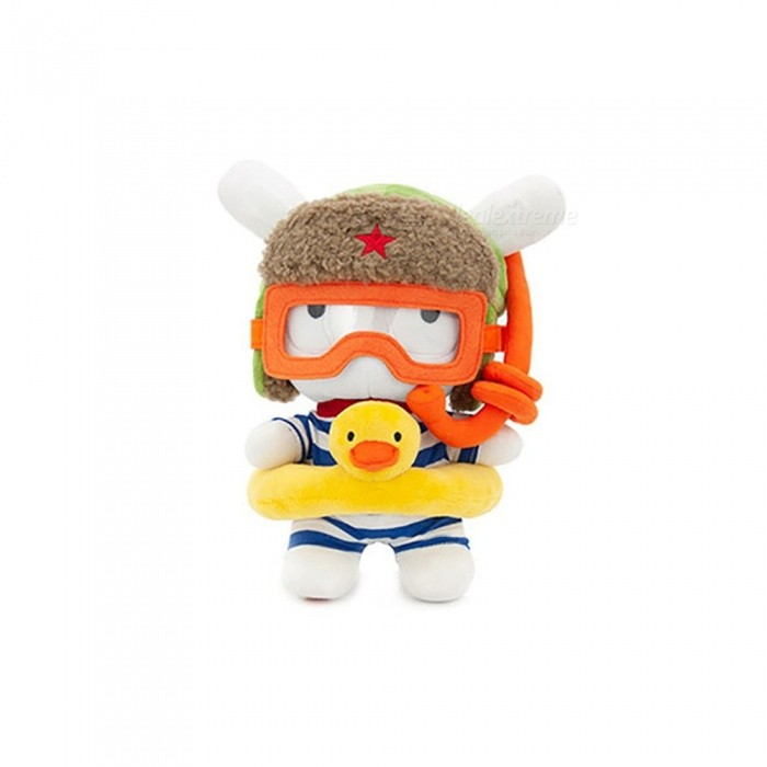 Xiaomi Diver Mitu Cute Cartoon Soft Doll 25cm Stuffed Polyester Toy For Girls Boys Children Birthday Gifts Multicolor