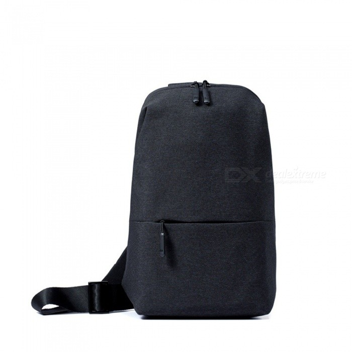 9262a58db8 Xiaomi Backpack Sling Bag Leisure Chest Pack Small Size Shoulder Type  Unisex Rucksack Crossbody Bag 4L