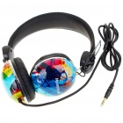Kanen KM-550 PC/Laptop Headphone with Microphone (3.5mm Jack/1.2M Cable)
