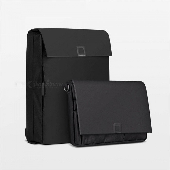 Buy Xiaomi Classic Business Backpacks Large Capacity Multifunction Game Bag Men Women Travel School Office Laptop Bag Dark Grey with Litecoins with Free Shipping on Gipsybee.com