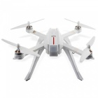 MJX B3 PRO RC Drone Quadcopter Dual GPS Follow Me Mode One-key Auto Return Brushless Motor Can Lift  C6000 Camera White
