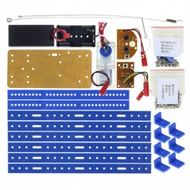 ZHAOYAO-Smart-Robot-Kit-Remote-Control-6-Legs-Remote-Control-Robotic-DIY-Kits-Speed-Encoder-Battery-Box