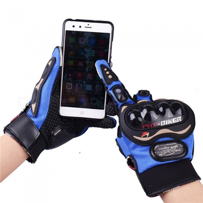 PRO-BIKER Motorbike Racing Glove Touch Screen Gloves