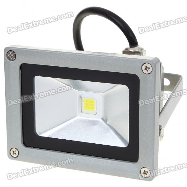 10W 800lm Cold White Flood Light / Projection Lamp (220V)
