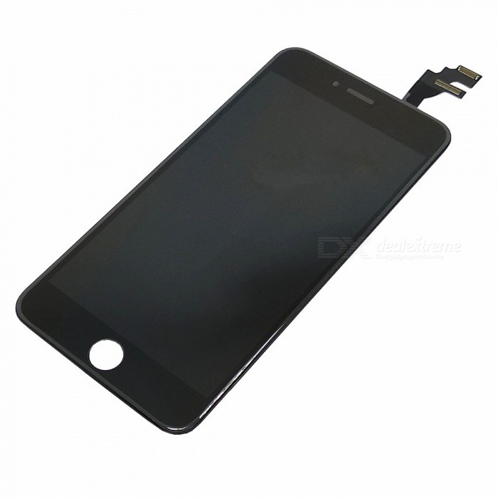 Buy Repair Replacement Capacitive Touch Screen with Disassembling Tool for IPHONE 6 4.7 Inch - Black with Litecoins with Free Shipping on Gipsybee.com