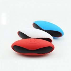 Mini Portable Wireless Bluetooth Speaker for Phone Laptop Computer, Support FM Radio / TF Card