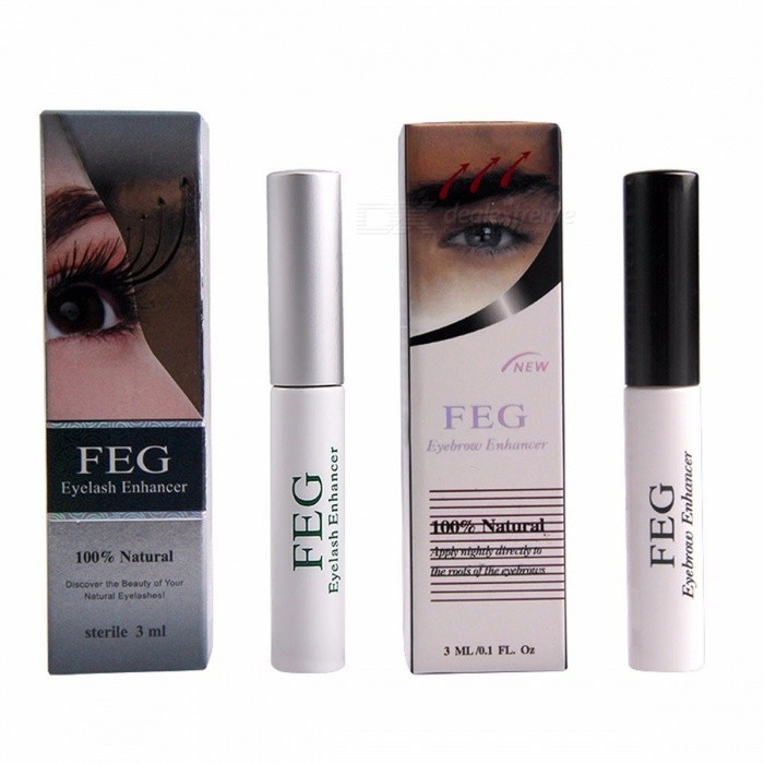 FEG Eyebrows Enhancer Rising Eyebrows Growth Serum Eyebrow Growth Liquid Makeup Eyebrow Longer Thicker Cosmetic