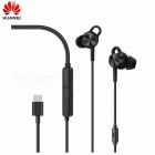 Huawei-ANC-3-Earphones-3-Mode-Active-Noise-Cancel-Hi-Res-Quality-Music-Type-C-Charge-Free-Mic-Anti-Wind-Design-Earbuds-Black