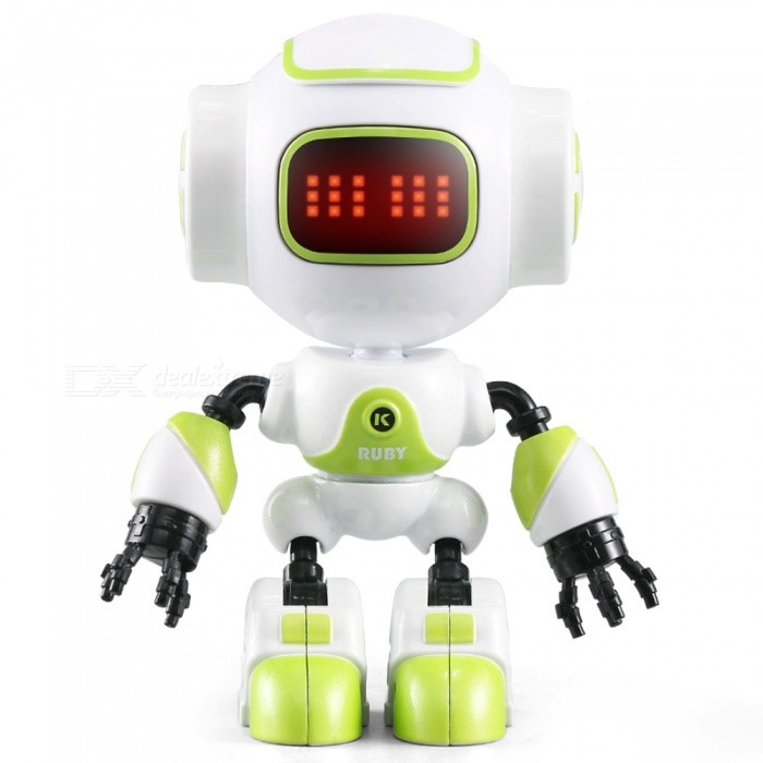 JJRC R9 Touch Sensing LED Eyes RC Robot Smart Voice