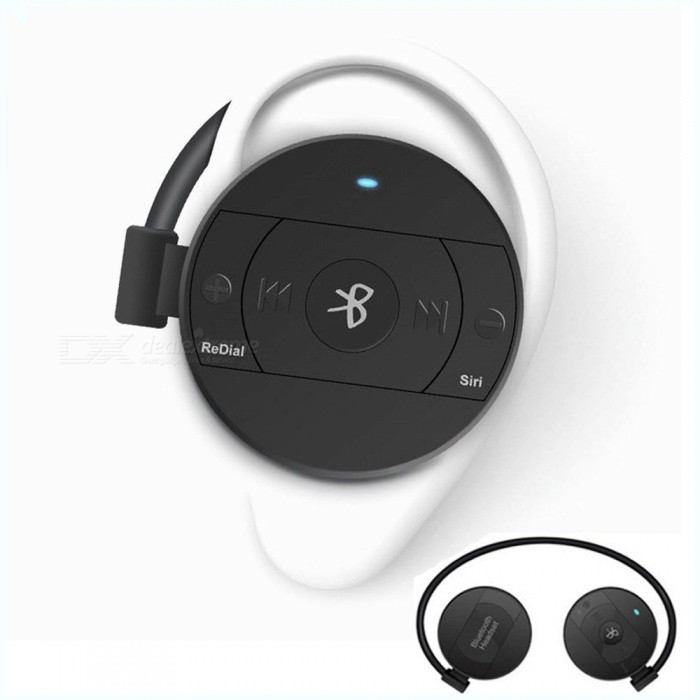 K30 Mini Bluetooth V4.1 Headset, Sport Wireless Headphone, Music Stereo Earphone For IPHONE Samsung Xiaomi Black