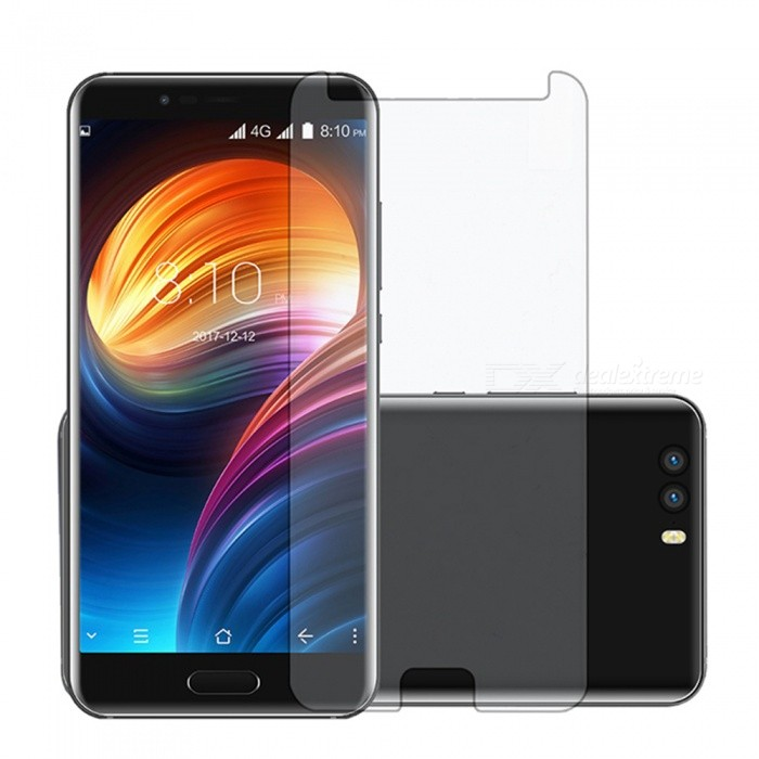 Naxtop 2PCS 2.5D Tempered Glass Screen Protector for Blackview P6000 - Transparent