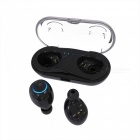 HBQ-Q18-Mini-Wireless-BT-V41-Earphone-Music-Headset-In-ear-Noise-Reduce-Earbuds-With-Portable-Power-Box-Red