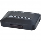 Mini-1080P-Full-HD-Media-Player-with-AVYPrPbHDMIUSBSDMMC-Black