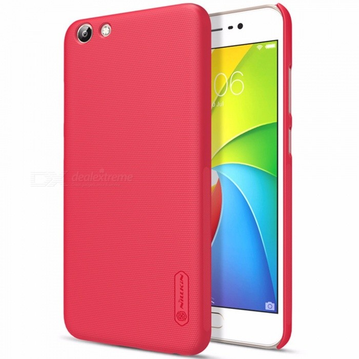 ... Nilkin For VIVO Y69 Case Frosted Shield Protective Hard PC Plastic Back Case Cell Phone Shell ...