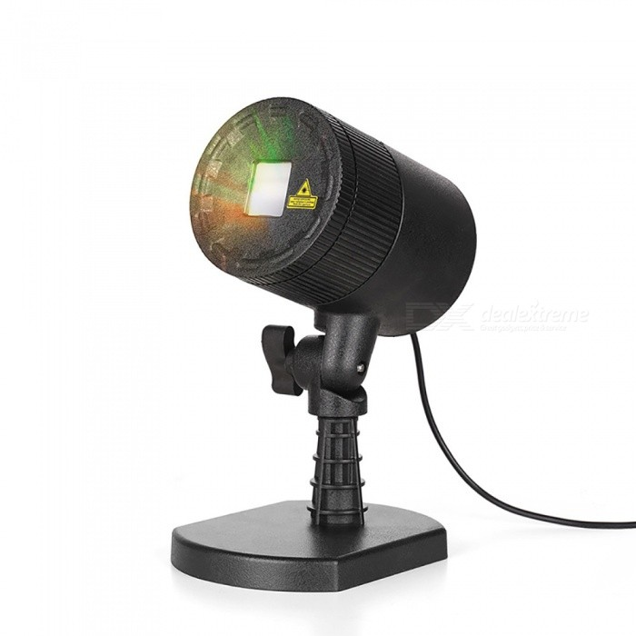 Blinblin-Red-and-Green-Laser-Light-Raindrops-Projection-Lamp-for-Garden-Decoration