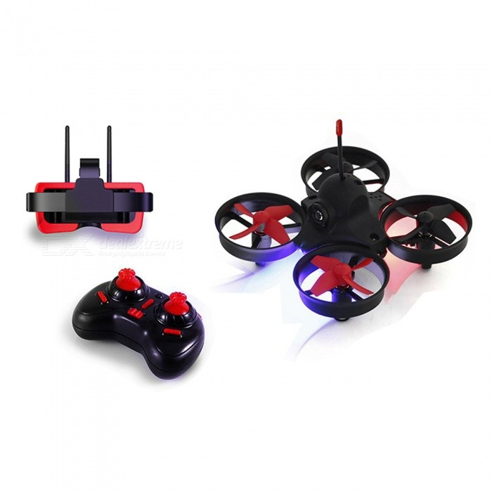 FB13S Micro FPV RC Drone With 5.8G 800TVL 40CH Camera / FB - 009 3 Inch Goggles for sale in Bitcoin, Litecoin, Ethereum, Bitcoin Cash with the best price and Free Shipping on Gipsybee.com
