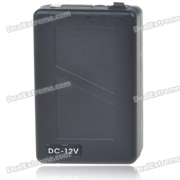 1800mAh Rechargeable Portable Emergency Power Li-ion Battery for CCTV Devices (DC 12.6~10.8V)