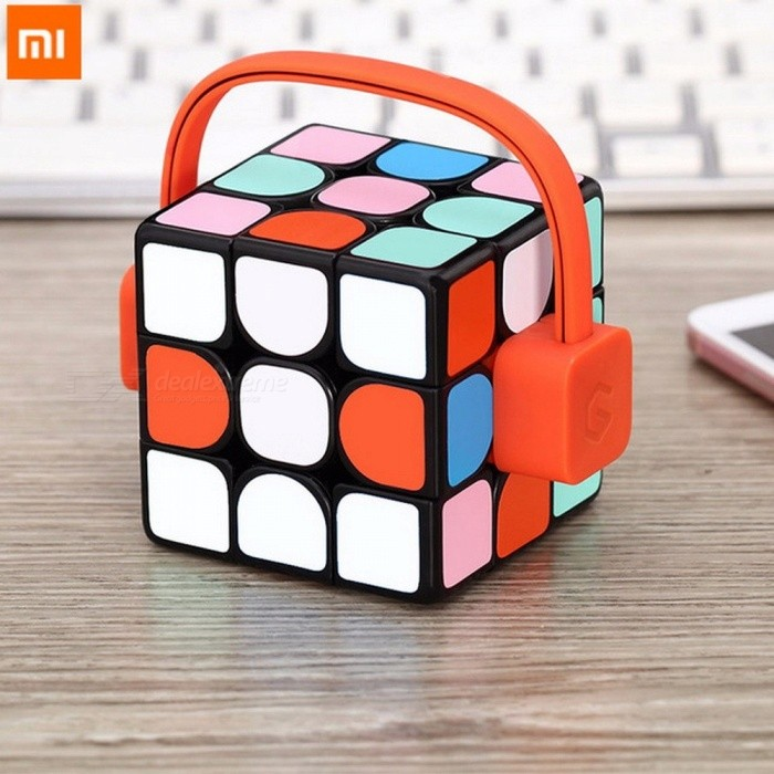 New Xiaomi Mijia Giiker Super Smart Cube App Remote Control Professional Magic Cube Puzzles Colorful Educational Toys Multi