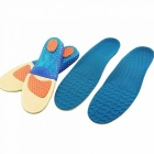 Sports Insoles Women Men Insole Shoes Pad Orthopedic Massage Damping Deodorant Military Soft Comfortable Insole Light Grey