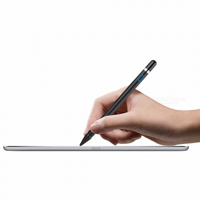 145mm-High-Precision-and-Sensitivity-Point-Capacitive-Stylus-for-Most-Touch-Screen-Devices-Black