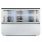 MAIKOU-Aluminum-Alloy-Laptop-Cooling-Fan-Pad-Cooler-Stand-for-12-15-Inches-MacBook-Silver