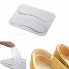 Gel Forefoot Silicone Shoe Pad Insoles, Women High Heel Elastic Cushion, Protective Comfy Feet Palm Care Pads Transparent