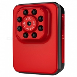 Quelima-Wi-Fi-Mini-HD-DVR-Video-Recorder-with-Loop-Recording-8-LED-Infrared-Night-Vision-Red