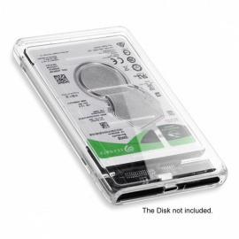 CY-UC-079-USB-C-Type-C-to-25-Inch-SATA-SSD-HDD-External-Enclosure-Transparent