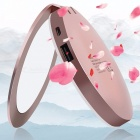 2-in-1-Folding-Cosmetic-Makeup-Mirror-3000mAh-Power-Bank-Portable-External-Battery-For-Mobile-Phones-Pink