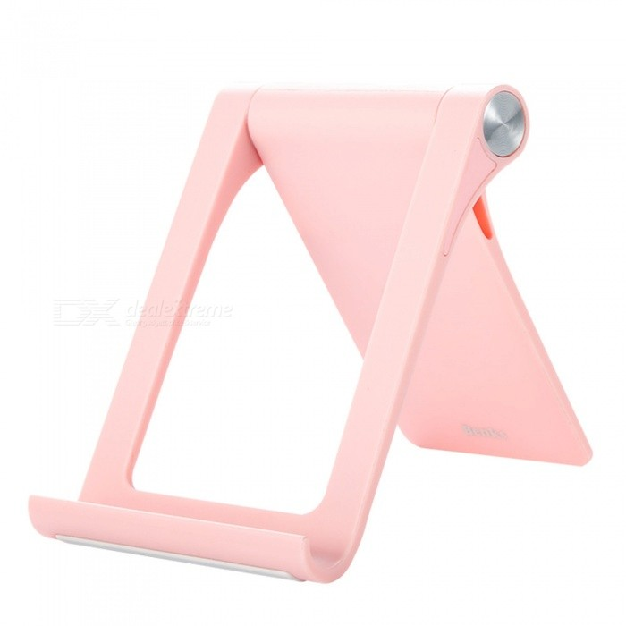 Benks L18 Universal Angle Adjustable Desk Stand for Cellphone and Tablets - Pink