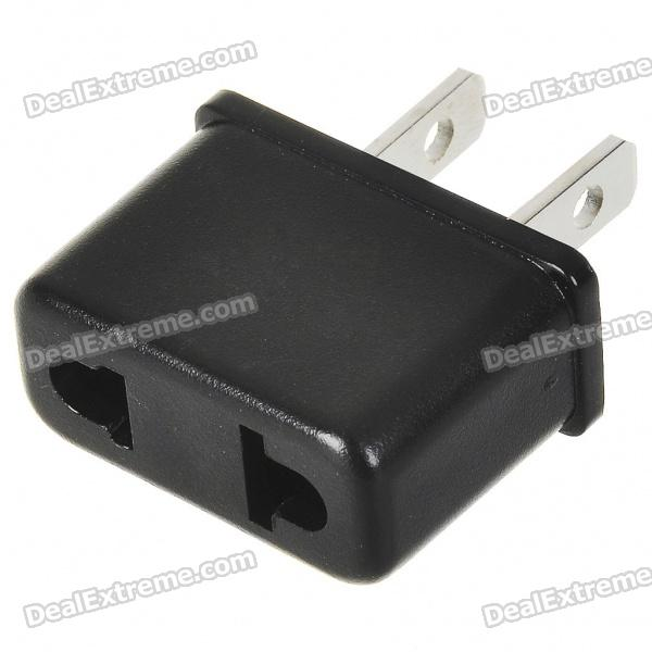 Universal US Travel AC Power Adapter Plugs (2PCS/125250V)