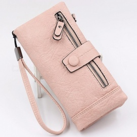 2018-New-Seven-Color-Women-Wallet-Fashion-Long-Zipper-Hasp-Clutch-Wallets-Ms-Cow-Leather-Multi-card-Bit-Coin-Purse