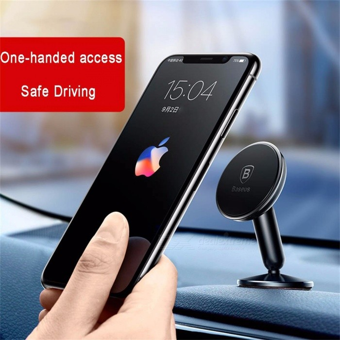 Baseus Car Holder For Phone In Car Magnetic Universal Car Bracket Mobile Phone Holder
