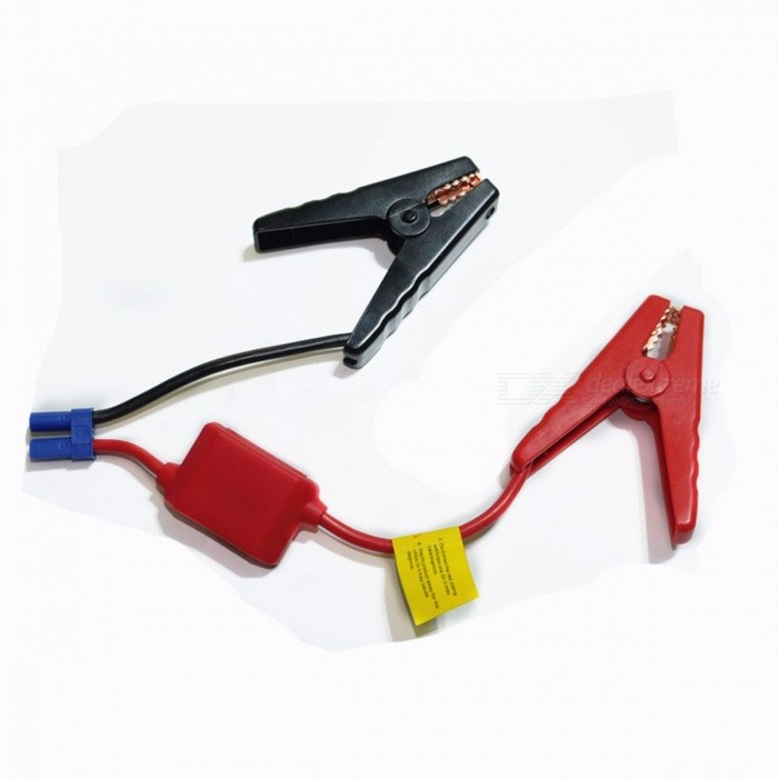Buy Red Black Battery Clip Connector Emergency Jumper Cable Clamp Booster Battery Clips For Universal 12V Car Starter Jump Red with Litecoins with Free Shipping on Gipsybee.com