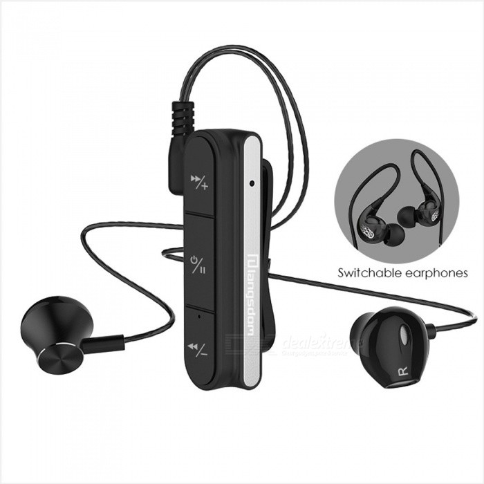 Langsdom BX10 Bluetooth Earphone For Phone Wireless Noise Cancelling Earphones Microphone Bluetooth Wireless Headset Red