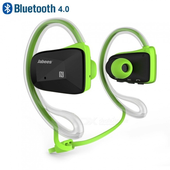 High Quality Sport Waterproof In-Ear Bluetooth Earphone, Stereo V4.0 Ear-Hook Headset Earbuds Red