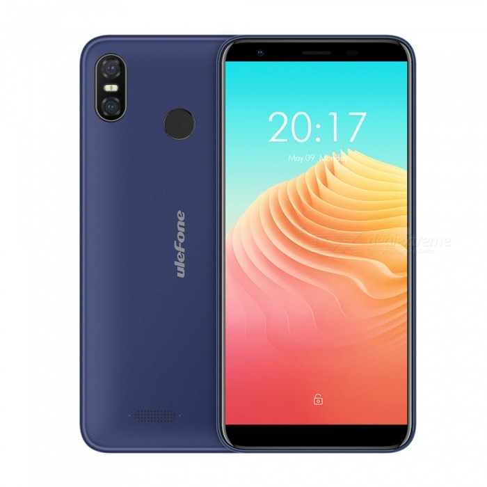 Ulefone S9 Pro Android 8.1 MTK6739 3300mAh Battery 5.5 Inch 189 Screen HD+ 4G Phone w/ 2GB RAM 16GB ROM