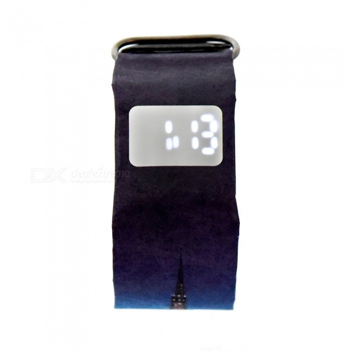 IMOS Creative Paper Watch, Waterproof Clock Tyvek Paper Strap Digital Watch