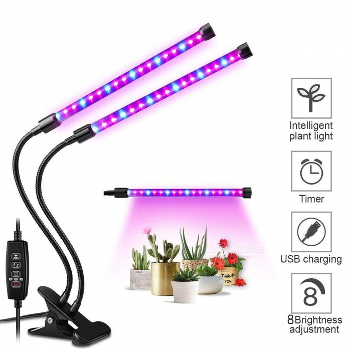 JRLED-USB-10W-5V-Red-and-Blue-Mixed-Color-Plant-Lamp-Tube-w-Adjustable-Brightness