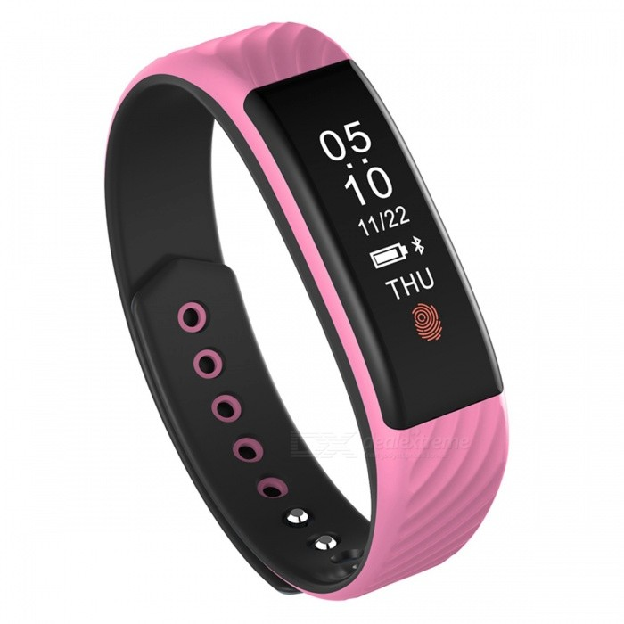 Eastor W810 Multifunction 0.87quot OLED IP67 Waterproof Smart Bracelet with Heart Rate Monitor