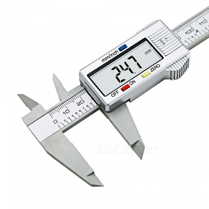 0-150mm 1.7 inch Large Screen Vernier Caliper